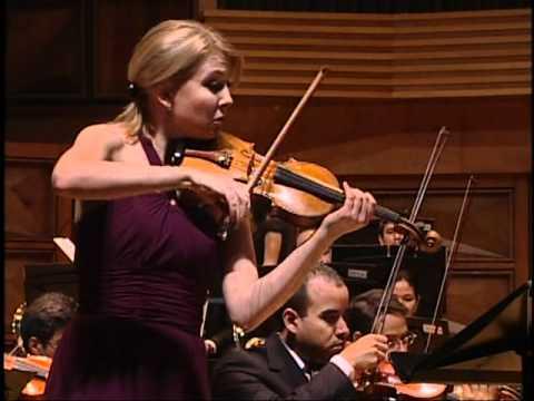 John Corigliano, Concierto para violín y orquesta, II. mov