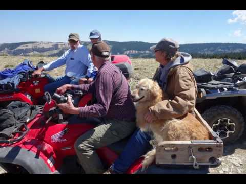 Bighorn Mountains ATV Ride August 15-17, 2016