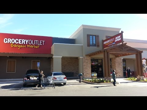 Grocery Outlet # 254 San Luis Opispo, CA- Now Open