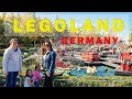 Legoland Germany Rides and Review from our Family of 5!