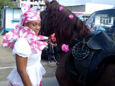 Curacao Carnaval Horse Parade 2009
