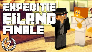 "Expeditie Eiland #7 - ""FINALE!"" - Minecraft Reality"