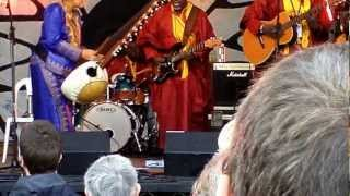 """Sona Jobarteh"", Rhythms of the World, Hitchin, Sunday 15th July"