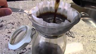 How to make your own iced coffee