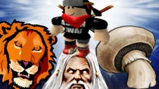 Roblox Mount of The Gods! w/Cody (Lions,Tribes,Shrooms, Oh My God!!)