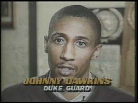 Johnny Dawkins 1986 NBA Draft