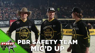 PBR Safety Team Mic'd Up During Chicago Round 3 | 2020