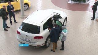 Уфимец купил новый автомобиль в автосалоне, а на следующий день с него облетела краска