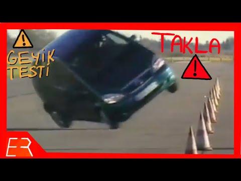 TÜRKİYE'DE İLK! | Fiat Egea Geyik Testi