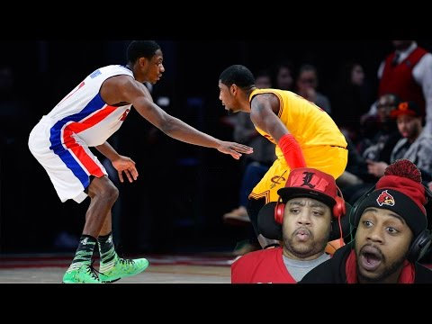 Kyrie Irving Destroys Brandon Knights Whole Existence