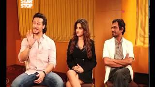 Munna Michael - Exclusive Interview | Nawazuddin Siddiqui ,Tiger Shroff, Nidhhi | B4U Star Stop