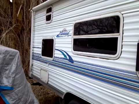 2003 Nomad By Skyline Travel Trailer With Bunks 273 28 Ft
