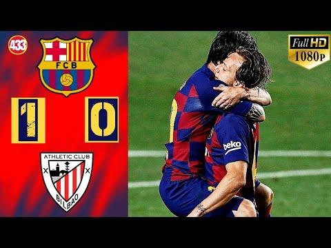 Highlight_Barcelona_vs_Athletic_Bilbao_1−0 LALIGA Gоals ...