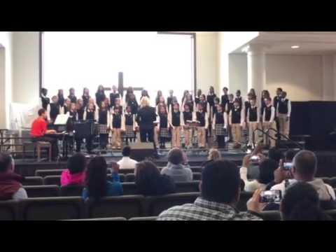 Softly and Tenderly, Spencerville Adventist Academy's ACC