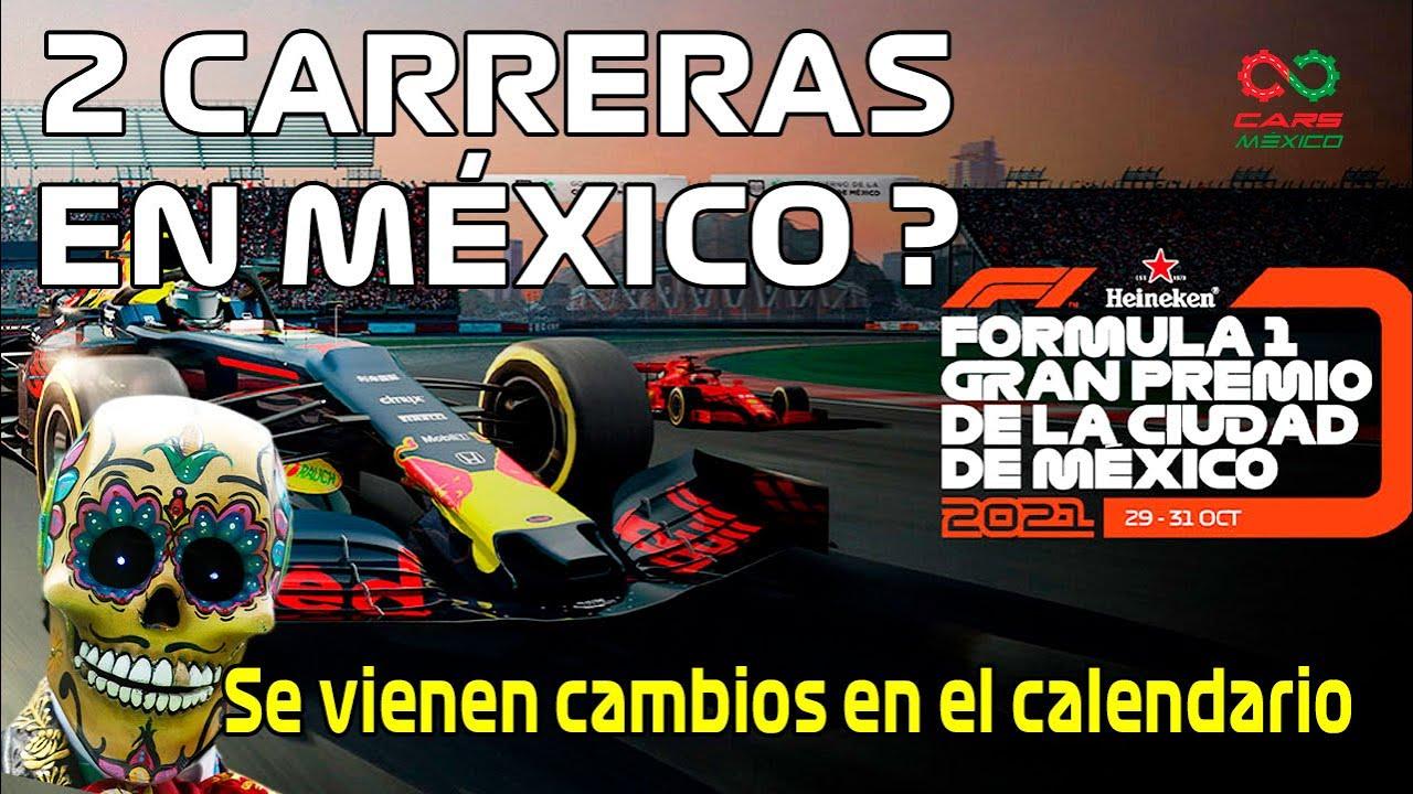 DOBLE GP DE MÉXICO I CHECO AL CUADRADO
