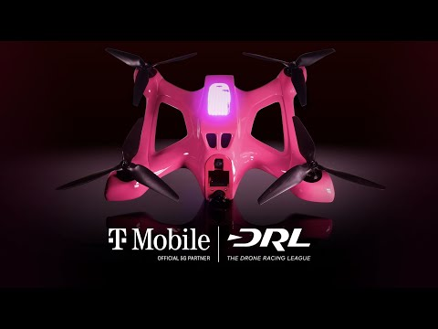 Introducing One of the World's First 5G Racing Drones | T-Mobile