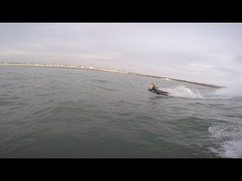 Bodyboarding POV | January 16th | 2018 (RAW)