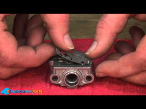 How To Fix A Trimmer Carburetor