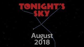 Tonight's Sky - August 2018 - HD