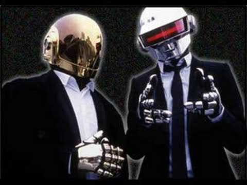 Where Daft Punk got their samples from