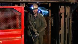 В  Дзержинске протестуют шахтеры