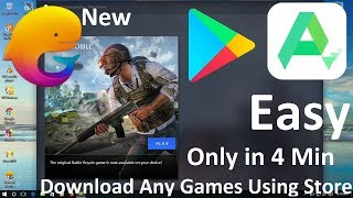 Gambar cover Download Any Games In Tencent Gaming Buddy in 4 Minutes and Keymappings