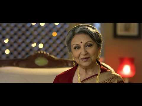 Orient Jewellers TVC 1 | 2018 | Sharmila Tagore