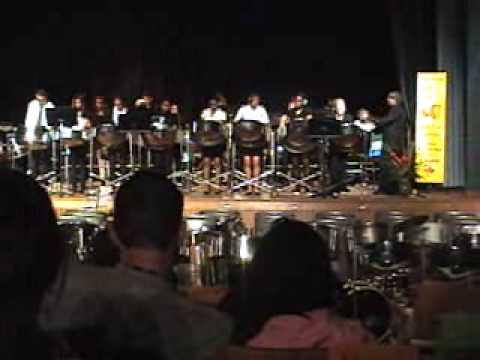 Cedarbrae Collegiate Institute Steel Band- Khabi Alvida