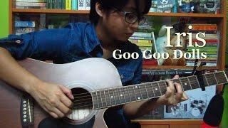 (Goo Goo Dolls) Iris (Fingerstyle Guitar Cover)