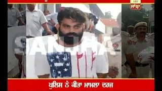 Gangster Jaggu's men open fire in Amritsar!