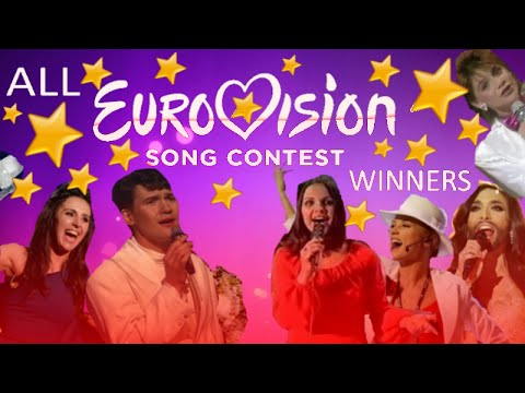 EUROVISION ALL WINNERS 1956-2016