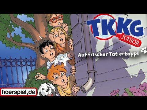 NEUE EUROPASERIE  TKKG Junior  Folge 1: Auf frischer Tat ertappt