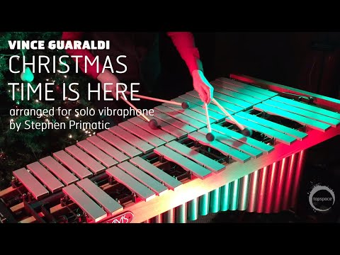 Christmas Time is Here (Guaraldi; arr. Primatic)