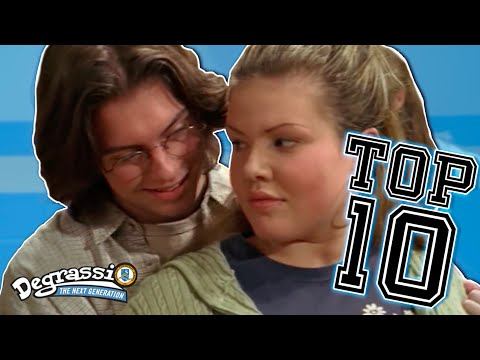 Top 10 Worst Couples In Degrassi: The Next Generation