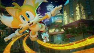 Sonic Colours [HD] video game Paul Makhlouf Reah for the Stars Wii, DS