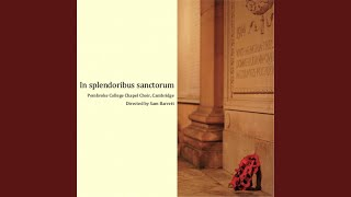 James MacMillan: In splendoribus sanctorum (from the Strathclyde Motets)