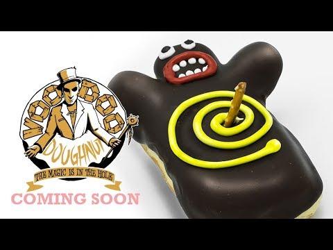 Voodoo Doughnut Comes to Universal CityWalk