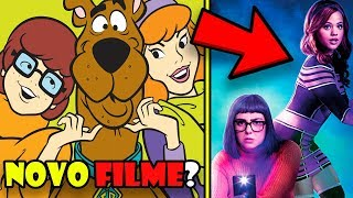 Como vai ser o novo filme do Scooby-Doo! Daphne e Velma