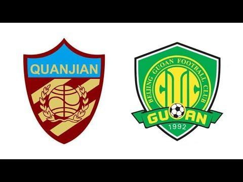 Round 21 - Tianjin QuanJian vs Beijing Guoan