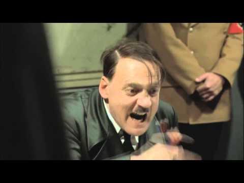 Youtube Kacke - Verbale Inkontinenz im Führerbunker