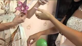 Свадьба в г.Шебекино сборы Невесты 15.09.2012