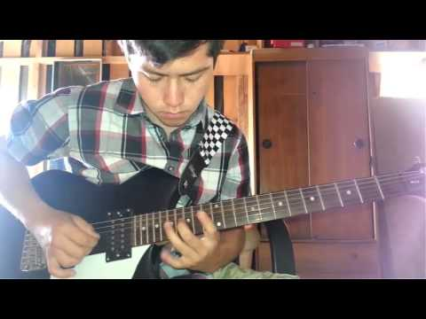 Metal Forever Solo Cover - Hellish War
