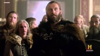Vikings season 3, Rollo meeting the princess of Paris