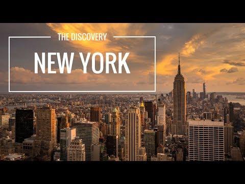 Midnight In New York | Shot On DJI Spark | Sam Kolder Inspired