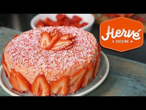 nuage-aux-fraises-!-recette-de-mousse-facile-4-ingrédients-bluffante