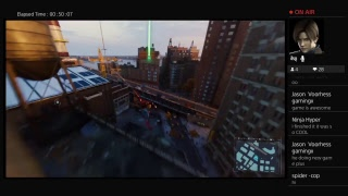 Spider man ps4 gameplay new game plus