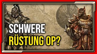 ESO Rüstungsarten im PvP | Schwer statt Mitte / Leicht? | The Elder Scrolls Online Guide A-Z