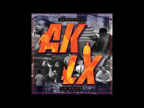 Akrobatik & LX-Beats - Poetic License
