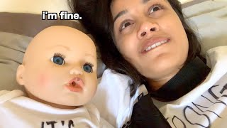 I HAD A BABY...and this is what happened *stressed and emotional* | clickfortaz