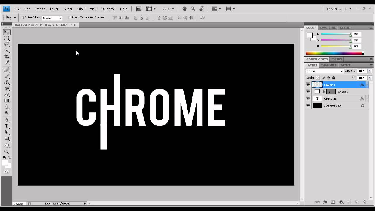 How to extend points on text photoshop tutorial hd youtube how to extend points on text photoshop tutorial hd baditri Image collections